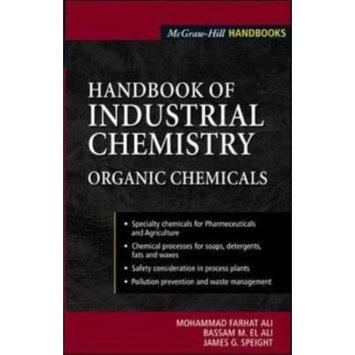 M Farhat Ali Handbook of Industrial Chemistry: Organic Chemicals