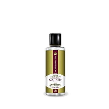 Majestic Hair Biotin Therapy 125ml (4 OZ) - Formaldehyde Free