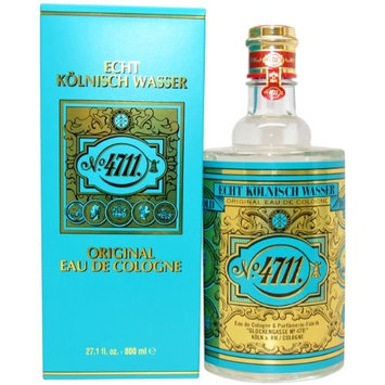 4711 By Muelhens For Men. Eau De Cologne Splash 27.1 Fl.Oz