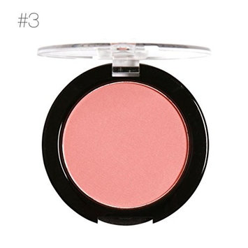 DZT1968 MARIA AYORA Porbable Repair Powder Block Blush Exquisite Natural Rosy Gloss Fine Outline (C)