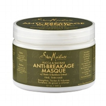 SheaMoisture Yucca & Plantain Anti-Breakage Strengthening Shampoo