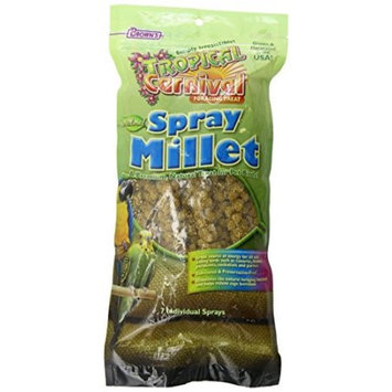 Brown's Gold Millet Spray Bird Treat 5 Oz