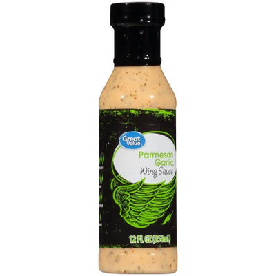 Great Value Parmesan Garlic Wing Sauce