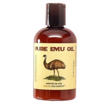 Naturals New Zealand Emu Oil Pure Premium Golden Powerful Skin and Hair Moisturizer