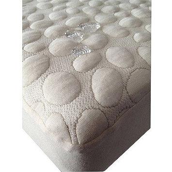 Greenzone Pebbletex 100% Organic Cotton Waterproof Mattress Protector