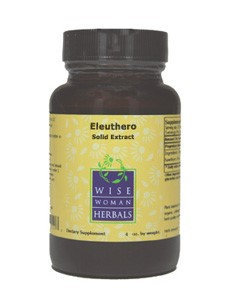 Wise Woman Herbals Eleuthero Solid Extract 4oz