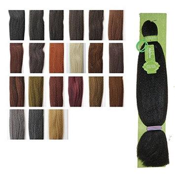 Bellrino Jumbo Braiding Soft Yaki Hair African Collection Braids Crochet Bulk Braiding Hair Jumbo Braids