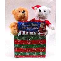 Gordan Gifts Inc Santa Pals Russell Stover Chocolates Gift Box