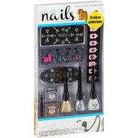 The Color Workshop Art Deco Nails Creative Manicure Collection, 10 pc