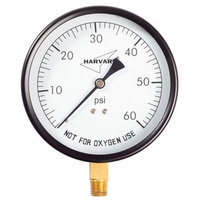 American Granby IPG6045-4L Pressure Gauge