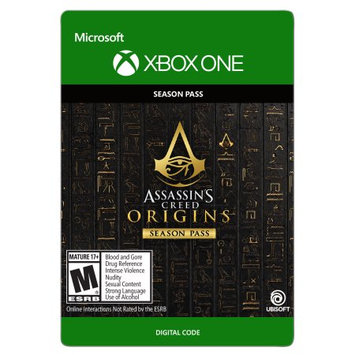 Interactive Communications Xbox One Assassin's Creed Origins: Season pass (email delivery)