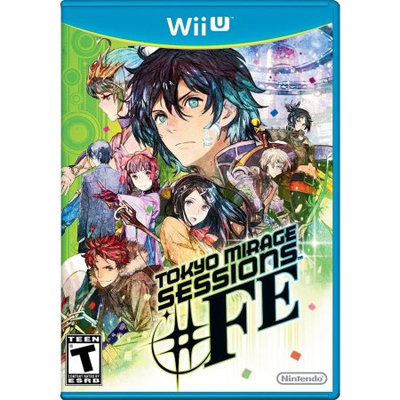 Nintendo Tokyo Mirage Sessions #FE Wii U (Email Delivery)