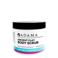 Adama Ancient Clay Body Scrub Moroccan Pear Zion Health 4 oz Scrub