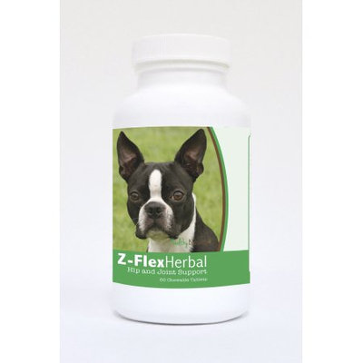 Healthy Breeds Pet Supplements 60 Boston Terrier Natural Joint Support Chewable Tablets for Dogs