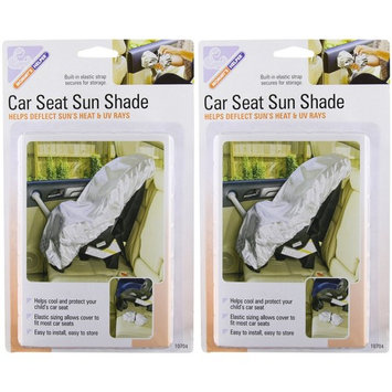 Mommy's Helper Car Seat Sun Shade - Multipack - 2 count
