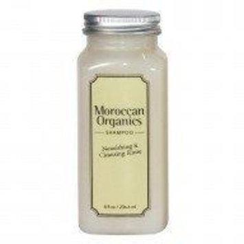 moroccan organics - certified organic shampoo