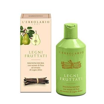 Legni Fruttati (Fruit & Woods) Bath Foam by L'Erbolario Lodi