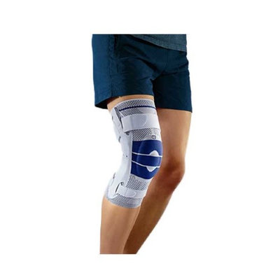 Bauerfeind Usa Bauerfeind GenuTrain S Pro Knee Support-Size 6-BLK-Right