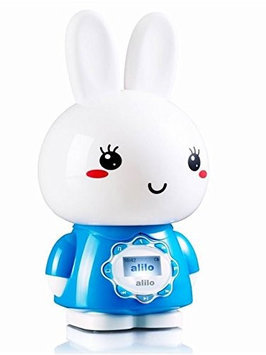 Alilo G7 2GB MP3 Player with LCD Screen + Remote Controller for Kids -Blue
