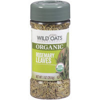 Wild Oats Marketplace Organic Rosemary Leaves, 1 oz