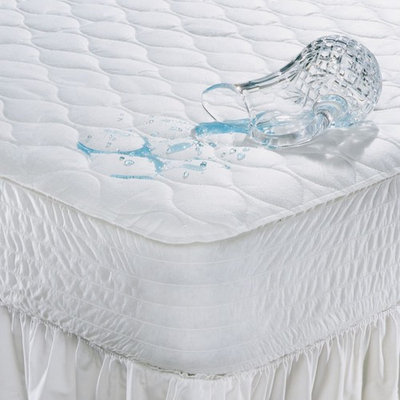 Beautyrest Polyester Antimicrobial Waterproof Queen Size 15