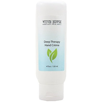4oz. Deep Therapy Hand Crème by Witch Hippie