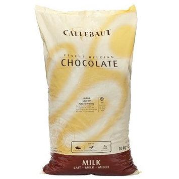 Belgian Milk Chocolate Baking Callets (Chips) - 31.7% - 1 bag, 22 lbs