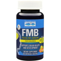 Feed My Brain - FRUIT PUNCH (60 Chewable Wafers) by Trace Minerals Research at the Vitamin Shoppe