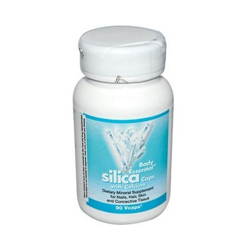 Nature Works Body Essential Silica with Calcium - 90 Capsules - HSG-397265