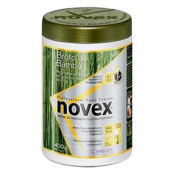 Embelleze Novex Bamboo Sprout Hair Care Treatment Cream - 14.1 Oz | Embelleze Novex Creme de Tratamento Capilar com Broto de Bambu - 400g