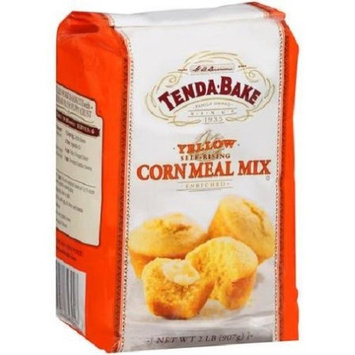 Tenda-bake Tenda Bake Yellow Corn Meal Mix