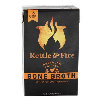 Bone Broth Mushroom Chicken - 16.2 fl. oz.