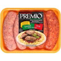 Premio Sweet/Hot Italian Sausage Combo Pack, 5 count, 20 oz