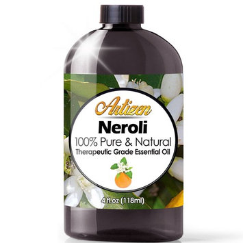 Artizen Neroli Essential Oil (100% PURE & NATURAL - UNDILUTED) Therapeutic Grade - Huge 4oz Bottle - Perfect for Aromatherapy, Relaxation, Skin Therapy & More!