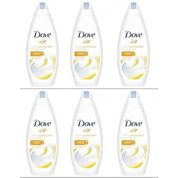 Dove Body Wash Caring 13.5 Oz (Pack Of 6)