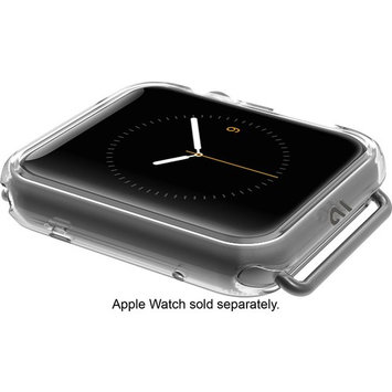 Case-Mate - Naked Tough Bumper for Apple Watch™ 42mm - Clear