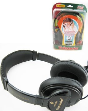 Trisonic Ts-Yk5000 Studio Sound Quality Headphones