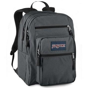 JanSport Big Student Classics Series Backpack, Forge Grey