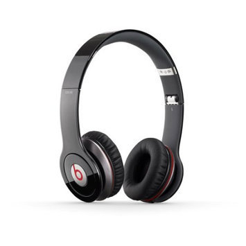 Monster Cable Beats By Dr. Dre Solo HD Headphones