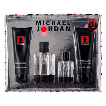 Michael Jordan 4 Piece Gift Set for Men 1.7 oz. Cologne Spray by Michael Jordan