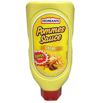 Pommes Sauce, French Fries Sauce (Homann) 450ml