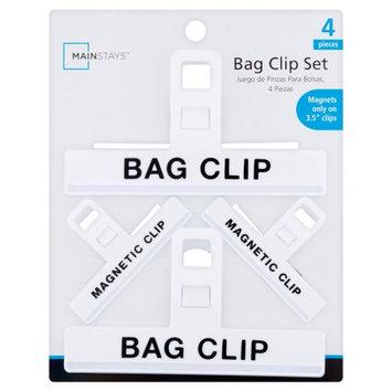 Mainstays 4pk Bag Clip