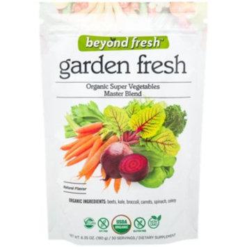 Garden Fresh (Super Veggies Blend) (180 Grams Powder) by Beyond Fresh at the Vitamin Shoppe