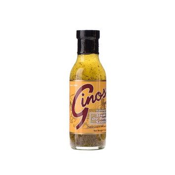 Gino's Steak De Burgo Sauce, 12 oz