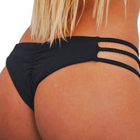 HP95(TM Women Sexy Weave Bandage Bikini Underwear Swim Trunks