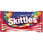 Wrigley America Mix Skittles Candy, 14 oz