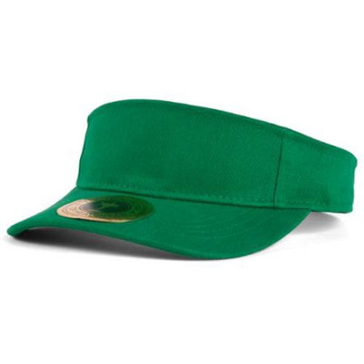 TopHeadwear Adjustable Visor - Kelly Green