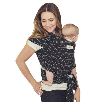 Seven Sling Baby Infant Wrap Carrier Multiple Ways 8-35 Lbs -Shadow-