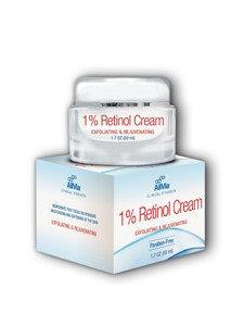 AllVia Integrated Pharmaceuticals 1% Retinol Cream 1.7oz