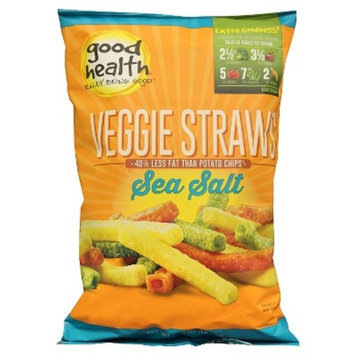 Good Health® Sea Salt Veggie Straws 2.15 oz